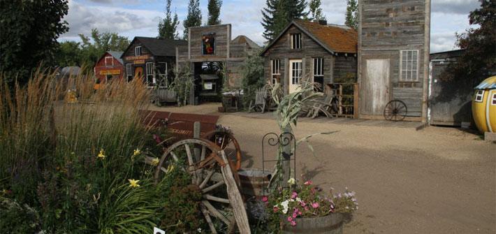 Edmonton Attractions Prairie Gardens Amp Adventure Farm